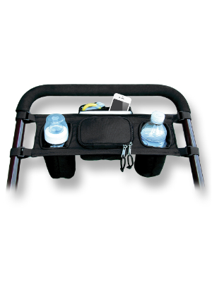 Jolly Jumper Deluxe Stroller Caddy