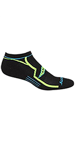 bolt men running socks