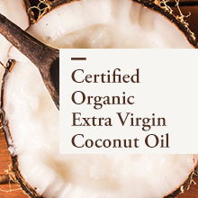 Certified Organic Extra Virgin Coconut Oil