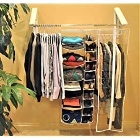 Clothes Storage Rack, Garment Rack, Clothes Drying Rack,
