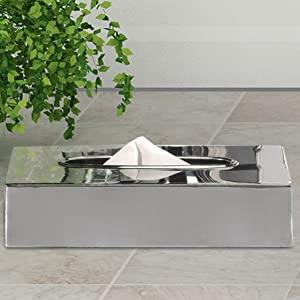 Tissue-Box-Holder, Bathroom Tissue Box