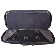 double pouch pocket pad padding versatile protective professoinal sleak clean cool