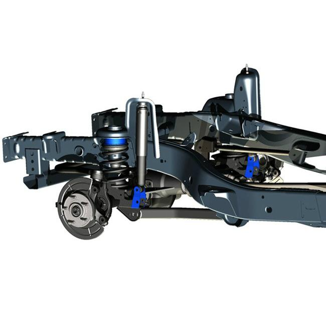 Rough Country 5 Inch Suspension Lift Kit: Amazon.com: Rough Country 65730 Lift Kit: Rough Country