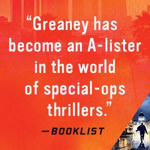 One Minute Out, Mark Greaney, Spy Thriller, Thriller Books, Thriller Novels, Fiction Books