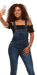 cute jeans overalls