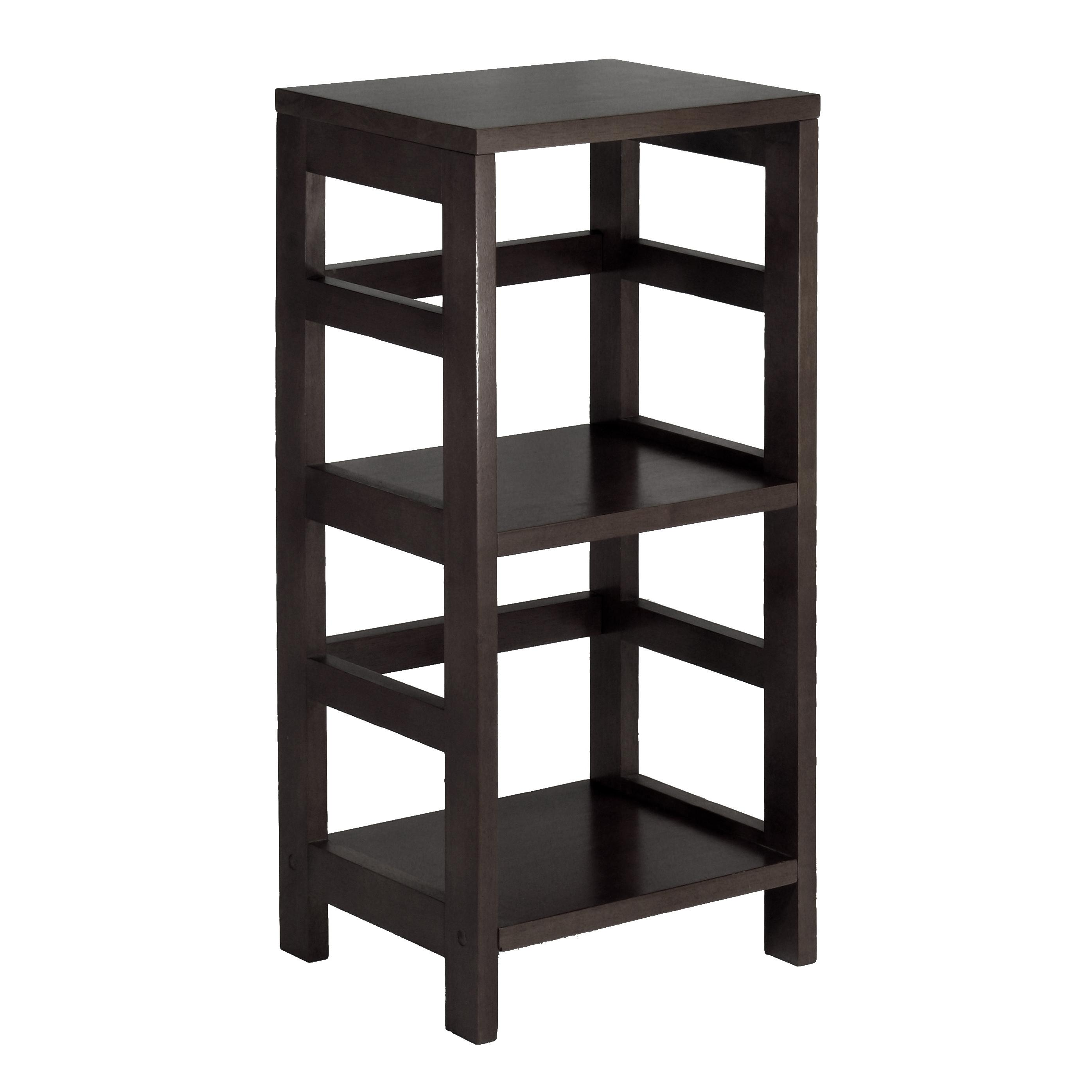 Amazon.com: Winsome Wood Shelf, Espresso: Kitchen & Dining