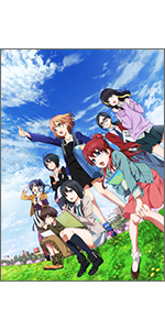 SHIROBAKO Blu-ray BOX 2 スタンダード エディション(3枚組)