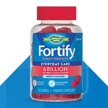 Fortify Gummy 6 Billion