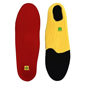 Spenco Polysorb Walker/Runner Athletic Insole Wide