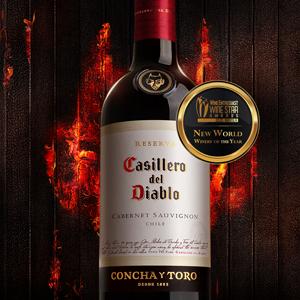 Casillero del Diablo; Wine; New World Winery of the Year