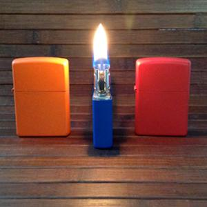 matte lighters, why we love our matte lighters, zippo matte lighters, matte windproof lighter