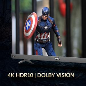 4K HDR10, Dolby Vision