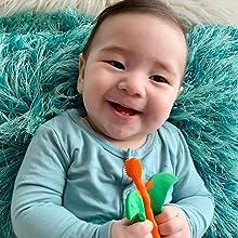 dragon toothbrush, baby toothbrush