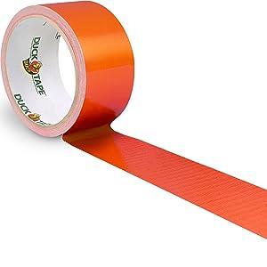 Duckt Tape Kleur Oranje