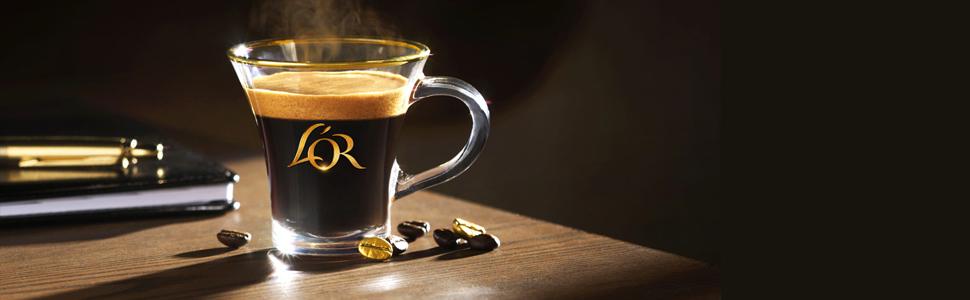 L'OR koffiebonen