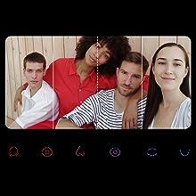 20-MP-Panorama-Kamera für Selfies. Selfiestick war gestern.