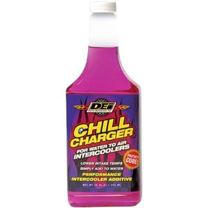 intercooler additive to improve heat transfer