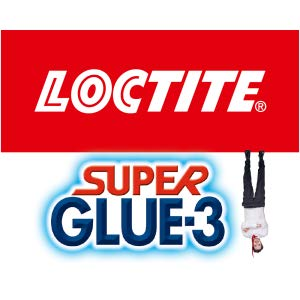 Loctite Superlijmkwast, lijm, zelfklevend, voor meerdere materialen, transparant