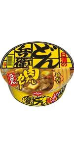 日清のどん兵衛 カレーうどん(西) 91g×12個