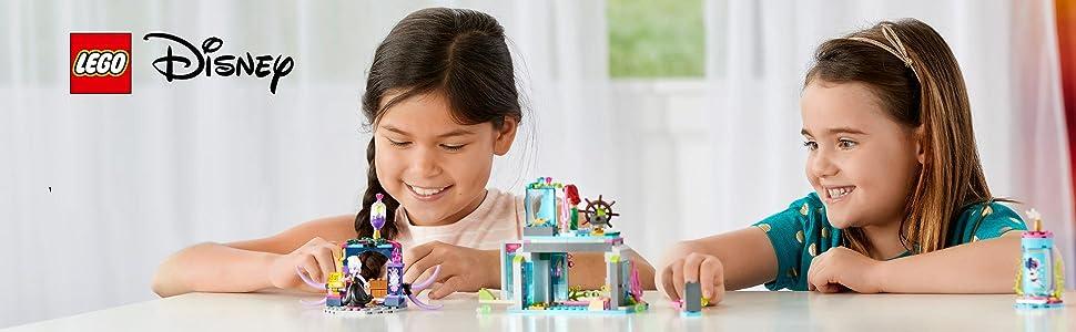 LEGO Princesas Disney - Ariel y el hechizo mágico (41145