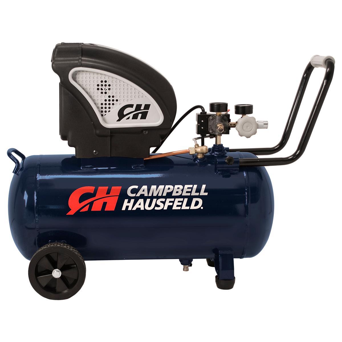 Air Compressor Portable 13 Gallon Tank Horizontal Tank