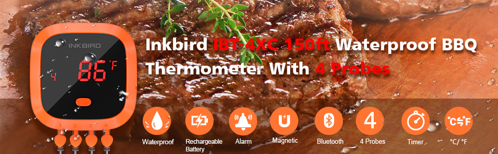 Inkbird thermometers