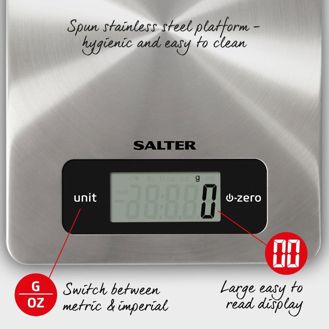 how to clean weigh scale