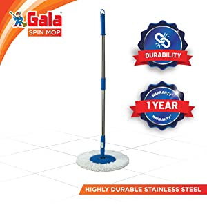 Durable Spin Mop Handle