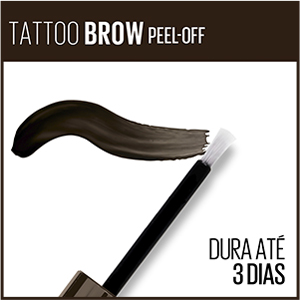 tattoo brow, maybelline, tattoo, brow