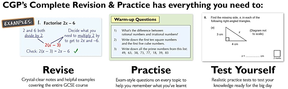 GCSE English Language AQA Complete Revision & Practice