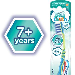 Macleans 7+ toothbrush