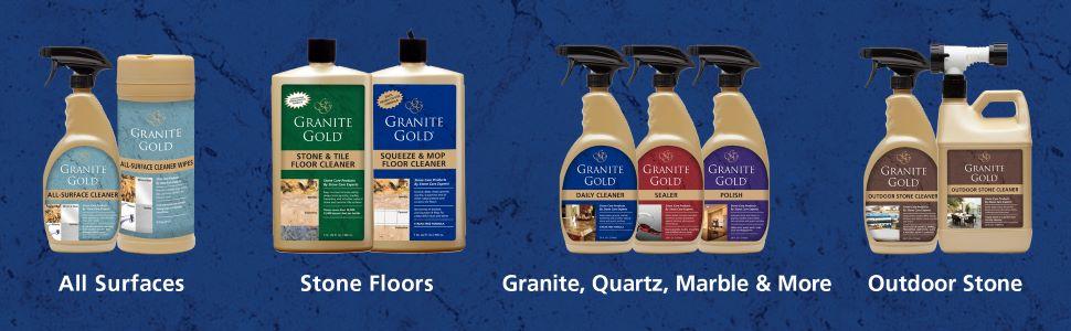 Amazon.com: Granite Gold GG0069 - Spray de cuarzo para ...
