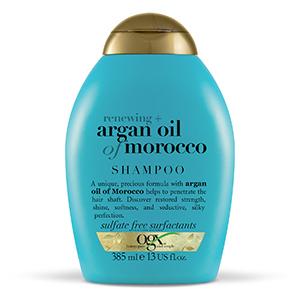 OGX, arganolie, arganolie, shampoo.