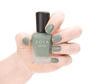 Amazon.com: ZOYA Nail Polish, Sage, 0.5 Fluid Ounce: Luxury Beauty