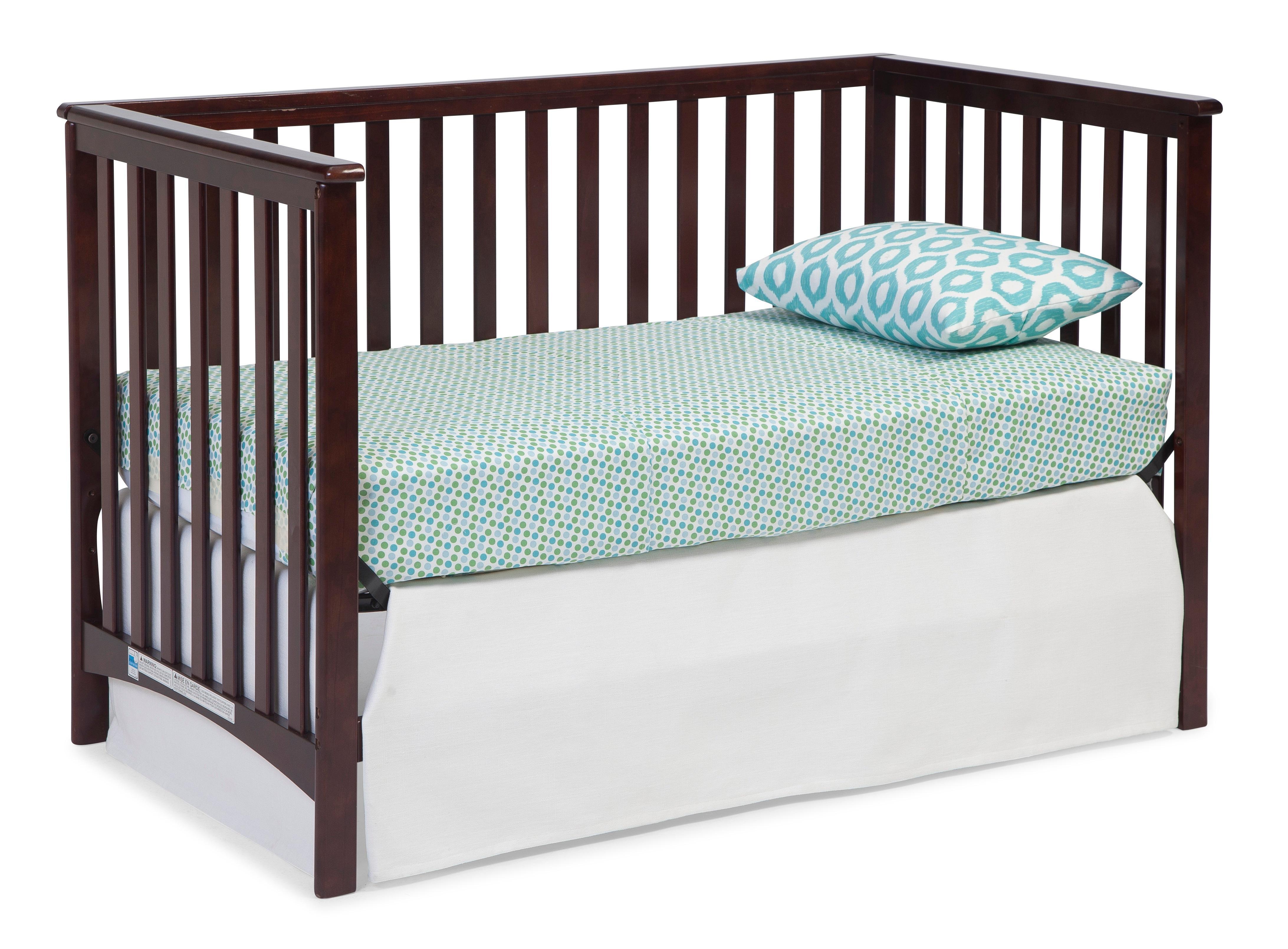 Storkcraft Hillcrest 4 In 1 Convertible Crib Gray Amazon