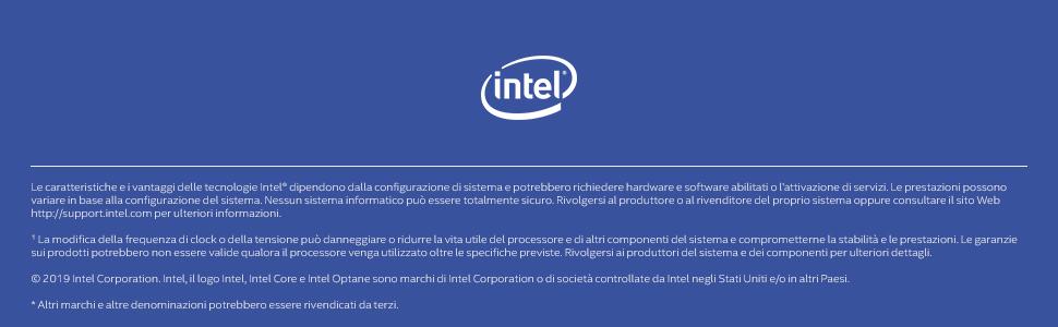 Processore Intel Core i3 8100
