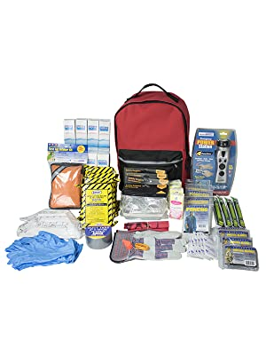4 Person, 3 Day DELUXE Emergency Kit