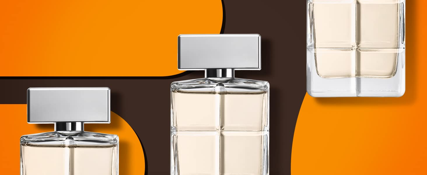 BOSS Man aftershave for men, perfume