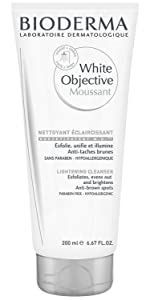 Bioderma White Objective Moussant Face And Body Wash For Pigmented And Glowing Skin, 200ml