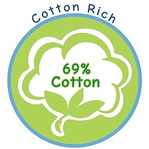 jefferies socks cotton rich