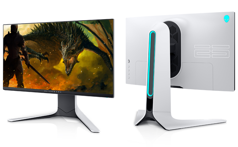 Dell Aw2521hfl 25 Zoll Alienware Gaming Monitor Computer Zubehör