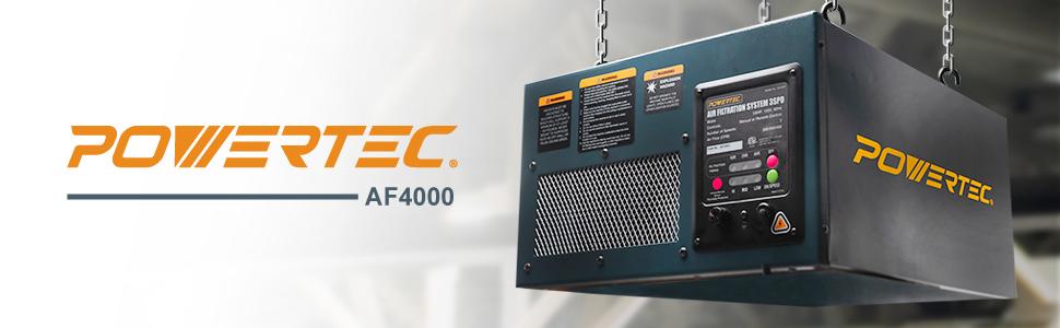 AF4000 banner