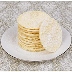 CucinaPro Pizzelle Maker Baker Iron Press Pan Griddle Italian Cookie Krumkake Mini Piccolo Waffle