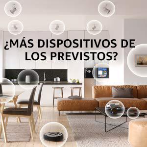 repetidor, amplificador, WiFi, extensor
