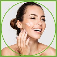 Helps keep body skin moisturized