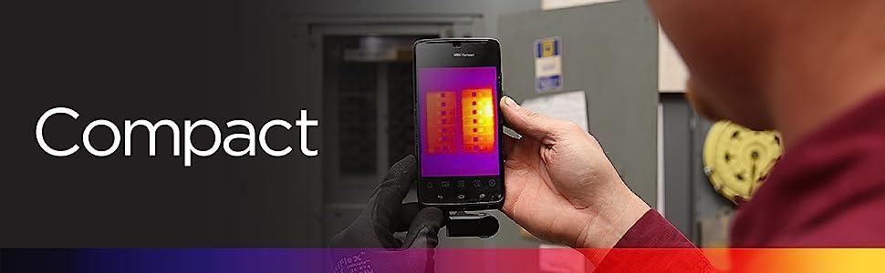 Seek Thermal, Compact, thermal imaging camera, thermal, Seek, camera, all-purpose, iOS, Android