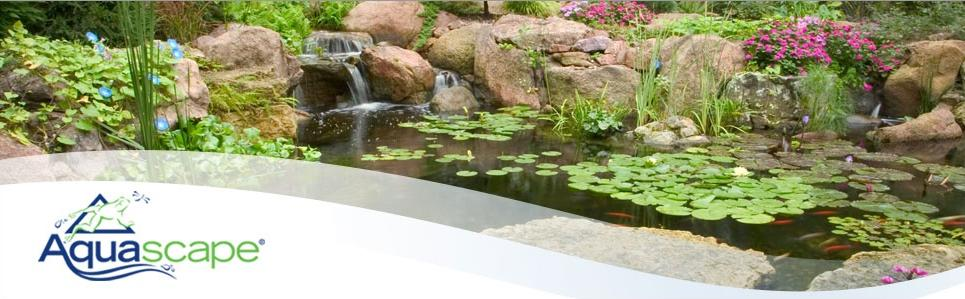 Amazon.com & AquaScape 99765 DIY Ecosystem Backyard Pond Kit 8-feet x 11-feet