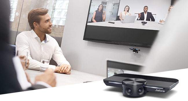 Video technology works with all leading video and audio conferencing platforms