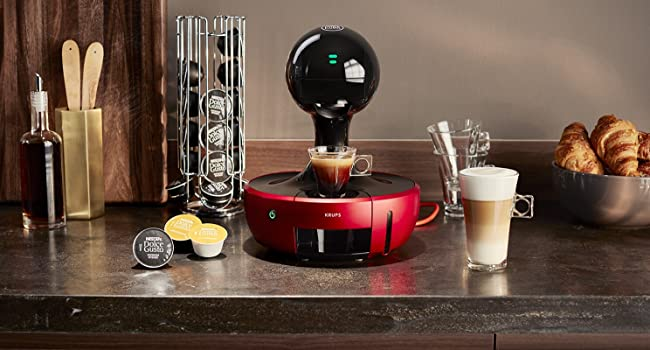 Dolce Gusto, Brand Story, Koffie