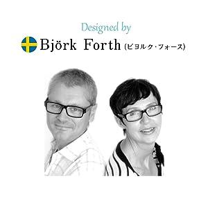 有名北欧テキスタイルブランドのデザインを数多く手掛けるデザインスタジオ「ビヨルク・フォース」のデザインです。